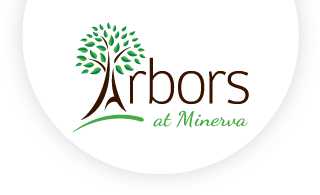 Arbors At Minerva Web Logo